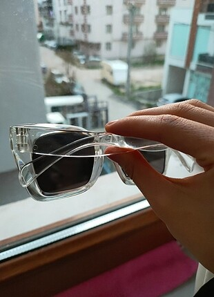 Mango Şeffaf gözlük