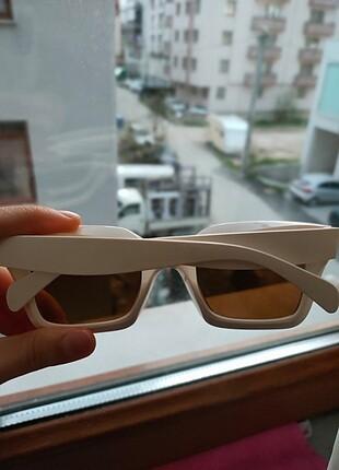 Mango Bej rengi gözlük