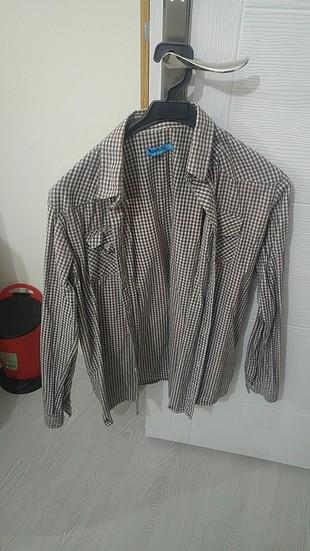 LC Waikiki kareli gömlek