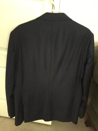 Ceket erkek 50 beden kusursuz lekesiz bir kez giyildi