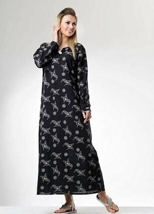 Şile Bezi Yeni Etiketli M L XL uyumlu Elbise