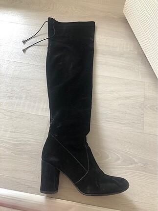 37 Beden siyah Renk Çizme