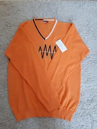 turuncu kazak erkek