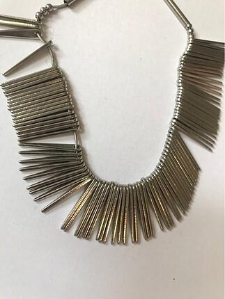 Accessorize Gümüş rengi kolye