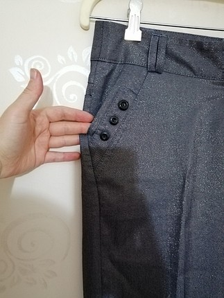 m Beden kot kumaş pantolon