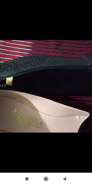 39 Beden siyah Renk ev tipi ayakkabı