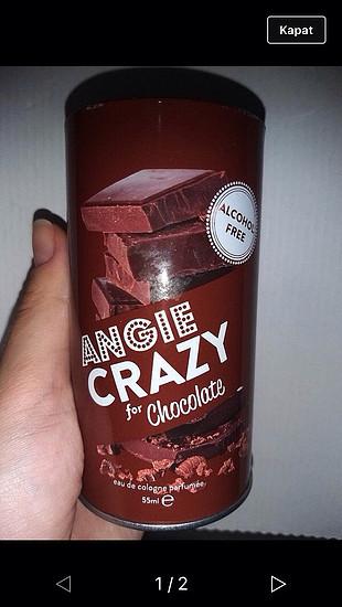 Çikolatalı tatlı bir parfüm