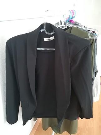 Resmi Siyah Ceket