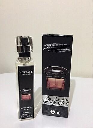 Versace crystal noir 55 ml tester parfüm