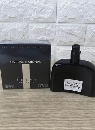 Scent costume natıonal erkek jelatinli parfüm