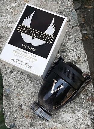 Vıktory INVICTUS erkek tester parfüm