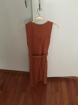 Diğer V yaka elbise