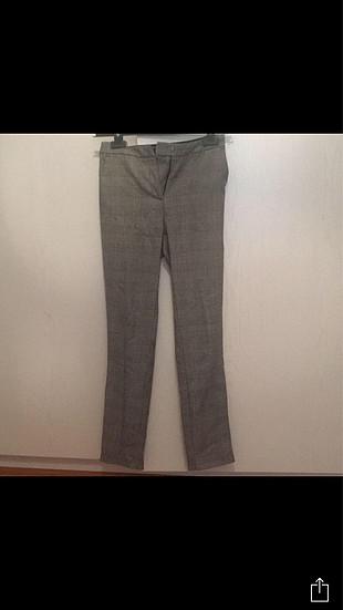 Dilvin Ekoseli pantolon