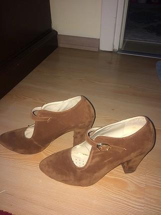 38 Beden Süvet ayakkabı