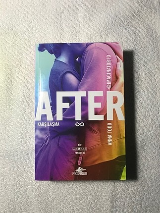 kitap - after