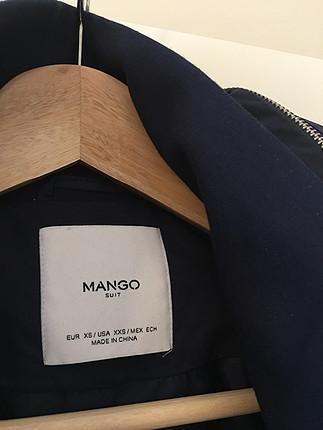Mango Mango trençkot XS beden