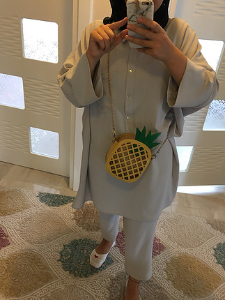Ananas çanta????