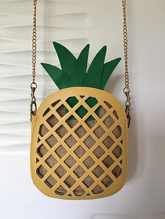 Zara Ananas çanta????
