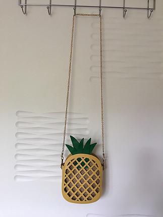 diğer Beden Ananas çanta????