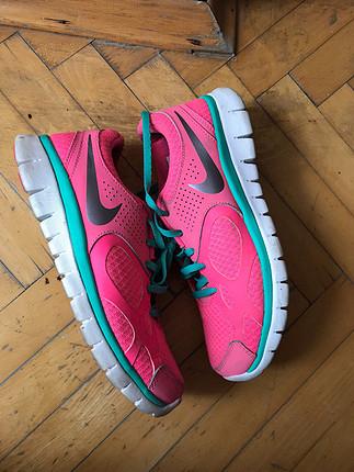 Nike Pembe Nike Ayakkabı