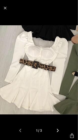 Yeni sezon elbise