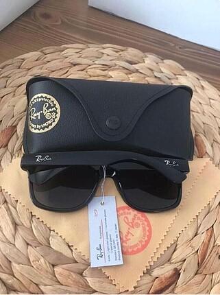 Beden siyah Renk Rayban erkek güneş gözlüğü