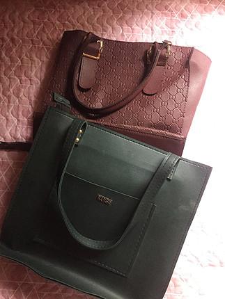 İki kol çantası