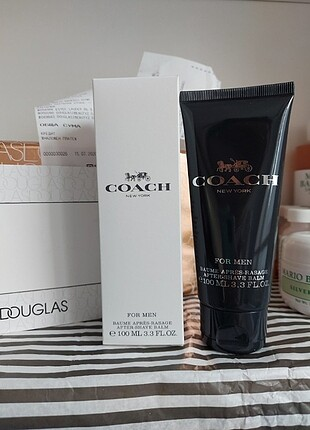 Coach For Men After Shave Balm 100ml