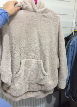Peluş sweat
