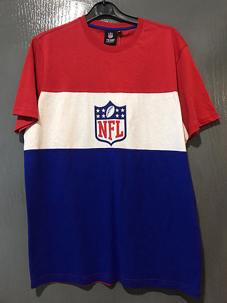 Orjinal, bandrollü NFL Erkek tshirt