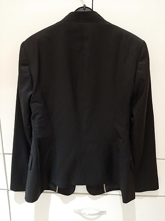 38 Beden siyah ceket
