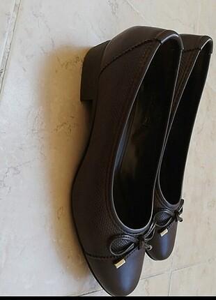 Retro topuklu ayakkabı