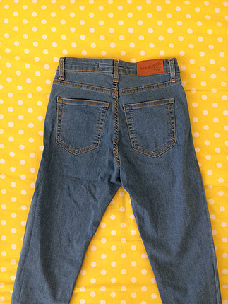 Paça detay pantolon