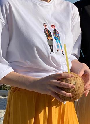 Yandan yırtmaçlı salaş basic tshirt yeni hiç giyilmedi fakir kol