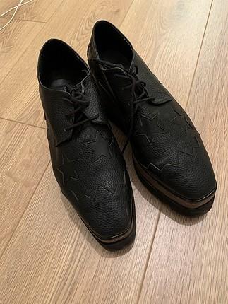 40 Beden siyah Renk Stella McCartney model ayakkabi