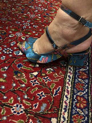 35 Beden çeşitli Renk etiketli stradivarius cok hos ayakkabi