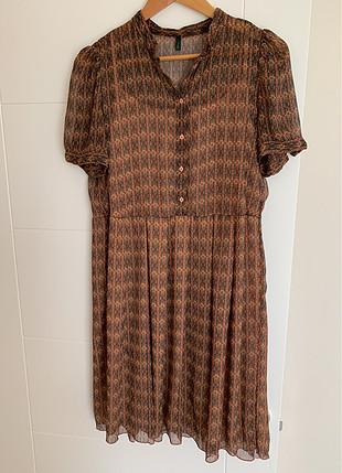 Şifon yazlık elbise