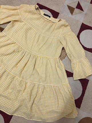 Sarı tunik / elbise