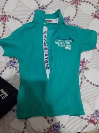 gömlek turkuaz