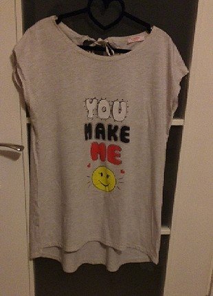 lc waikiki marka hamile giyim uzun tişört xl beden