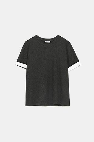 Zara Tshirt Tişört