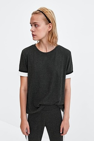 Zara Zara Tshirt Tişört