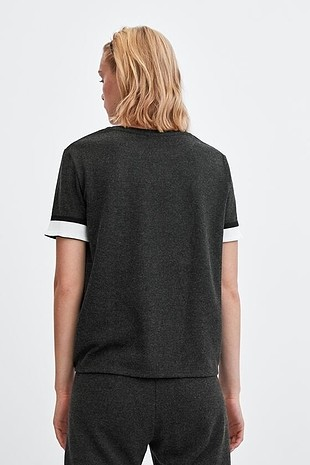 s Beden Zara Tshirt Tişört
