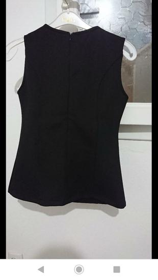 Koton siyah bluz