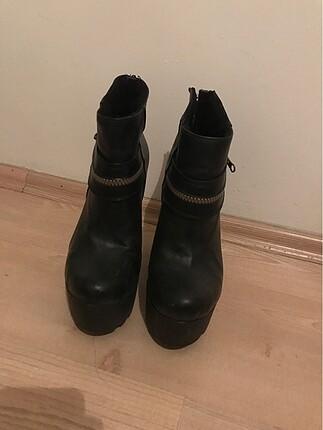 38 Beden Sorunsuz topuklu ayakkabı