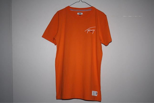 Tommy Jeans Signature Orange