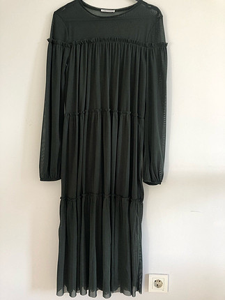 Tül elbise