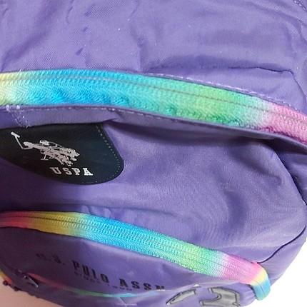 U.S Polo Assn. Polo gökkuşağı çanta