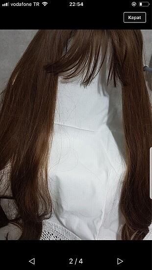 Etiketli peruk