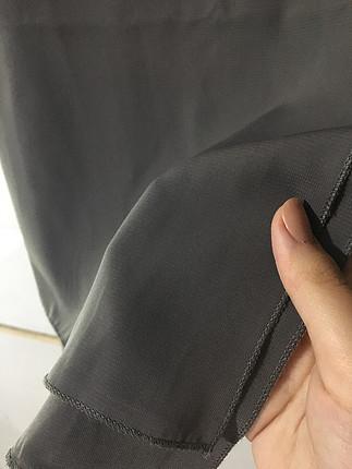 diğer Beden gri Renk freshscarfs medine ipeği şal